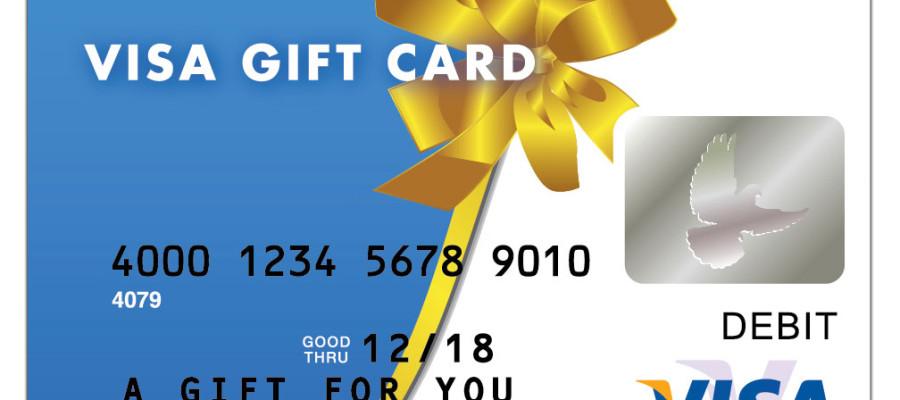 Console Loan Gift Card